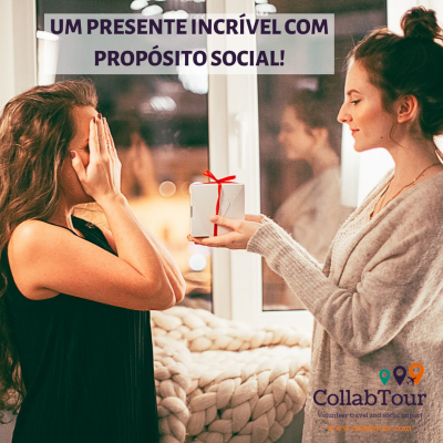 Voucher Presente CollabTour